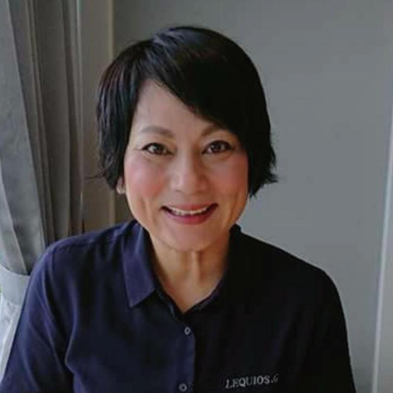 下地雅美  Masami Shimoji