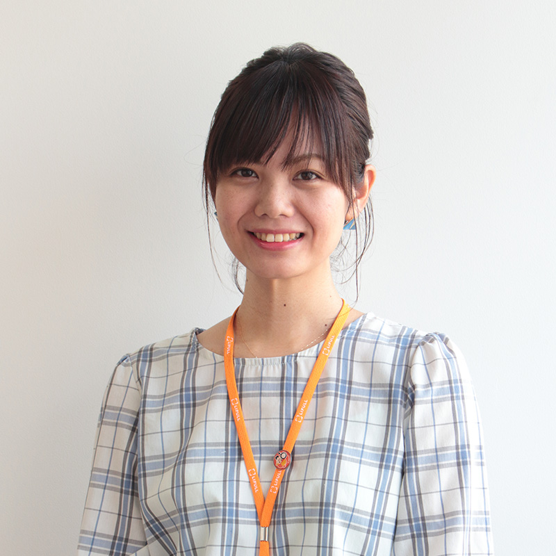 新垣優美  Yumi Shingaki